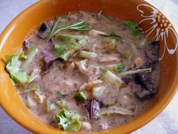 Супы для бизнес ланча рецепты