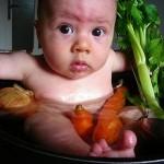Дети-вегетарианцы с рождения