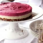 Орехово-малинный торт «Мечта»