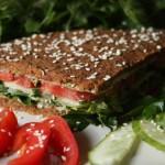 Бутерброд «Итальянский смак»