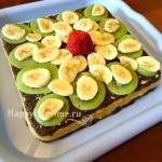 Торт «Двойная радость»