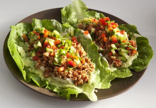 сыроедные рецепты салат