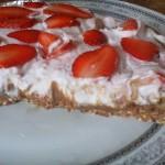 Торт со «сливками»