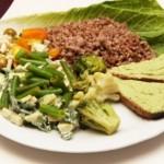 Вегетарианский ужин