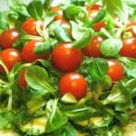 Овощное рагу под соусом