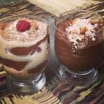 Десерт «Marquise de Pompadour»