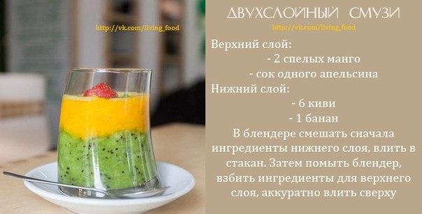 Фруктовые коктейли в блендере для похудения рецепты