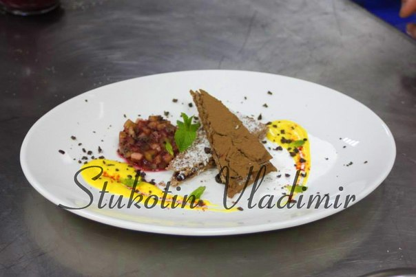 Сыроедческий Грушевый десерт