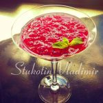 Сыроедческий коктейль «Багровые реки»
