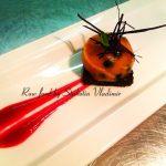 Сыроедческий десерт «Красная комета»
