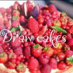Сыроедческий торт «Малиновый танец»