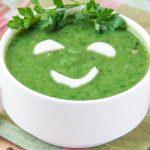 Сыроедческий «Зеленый суп»